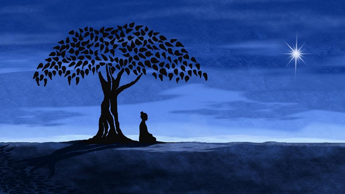 Medytacja świadomego oddechu - Ānāpāna