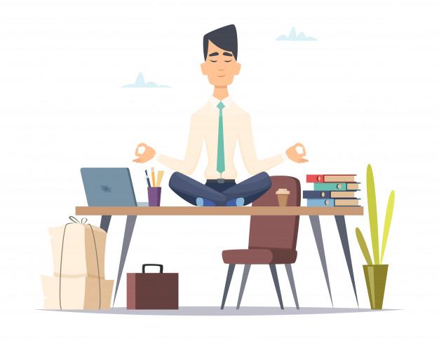 Plan wykładu o medytacji